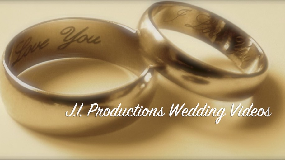 J.I. Productions Wedding Videos Logo